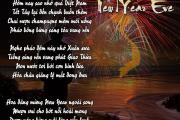 Thơ Tranh: Nỗi Lòng Đêm New Year Eve
