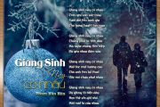 Thơ Tranh: Giáng Sinh Này Có Nhau